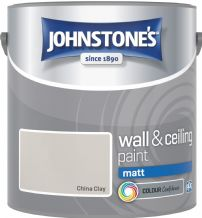 Johnstones China Clay Coloured Emulsion